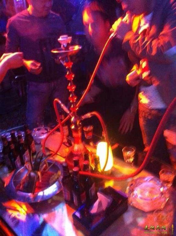 经常去酒吧的你们,关于酒吧阿拉伯水烟那些不为人知的秘密