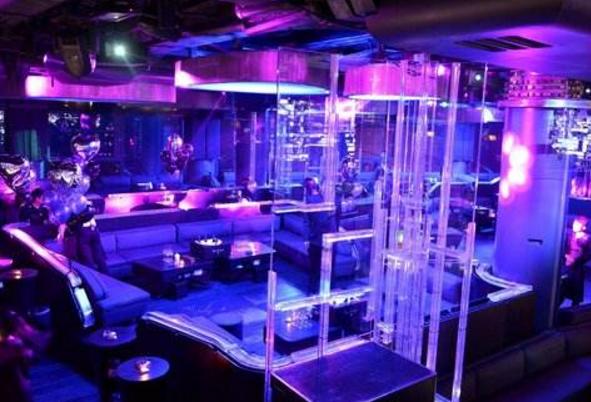 上海LINX Royal Club酒吧阿拉伯水烟