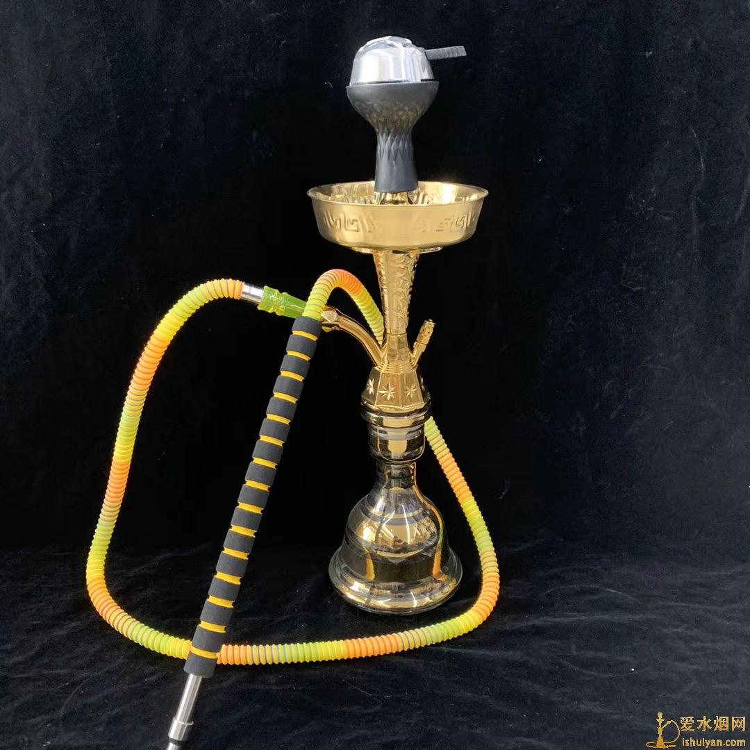 埃及系列大量现货款式单嘴阿拉伯水烟壶