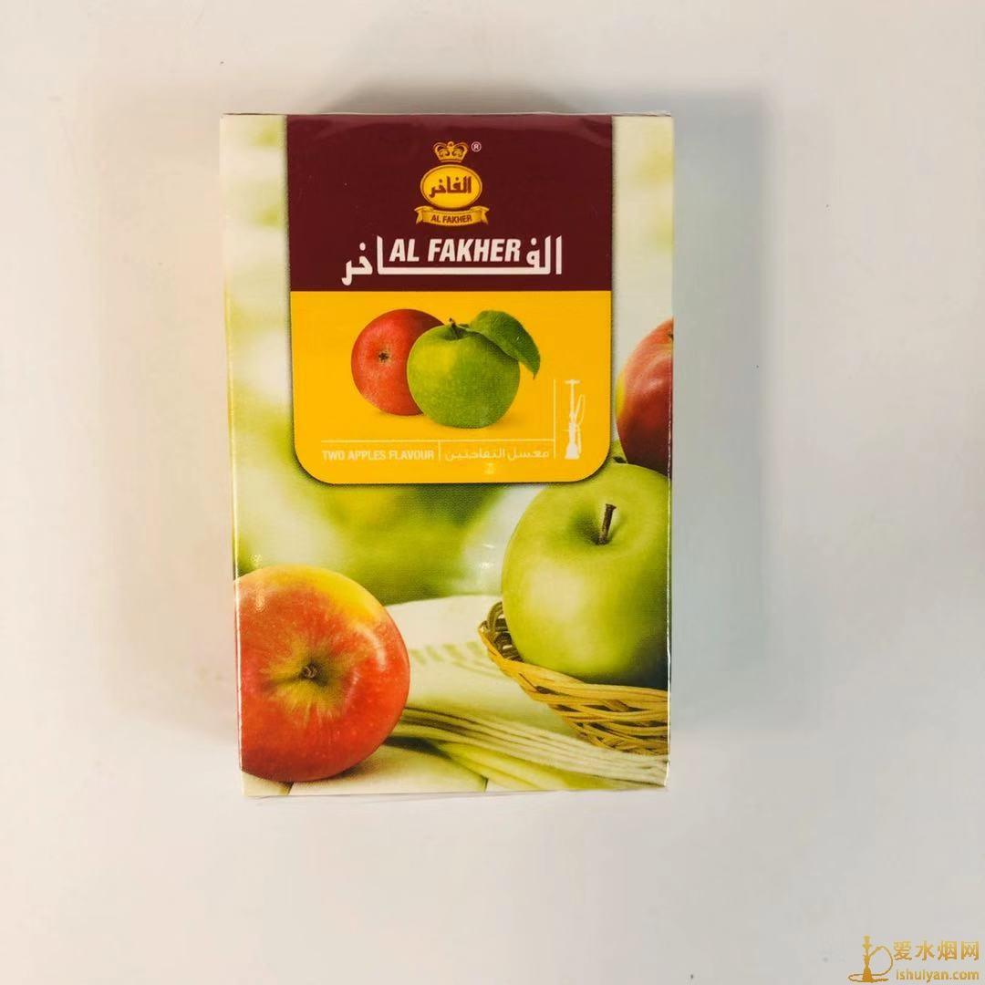 进口阿尔法赫水烟膏50克苹果口味图片