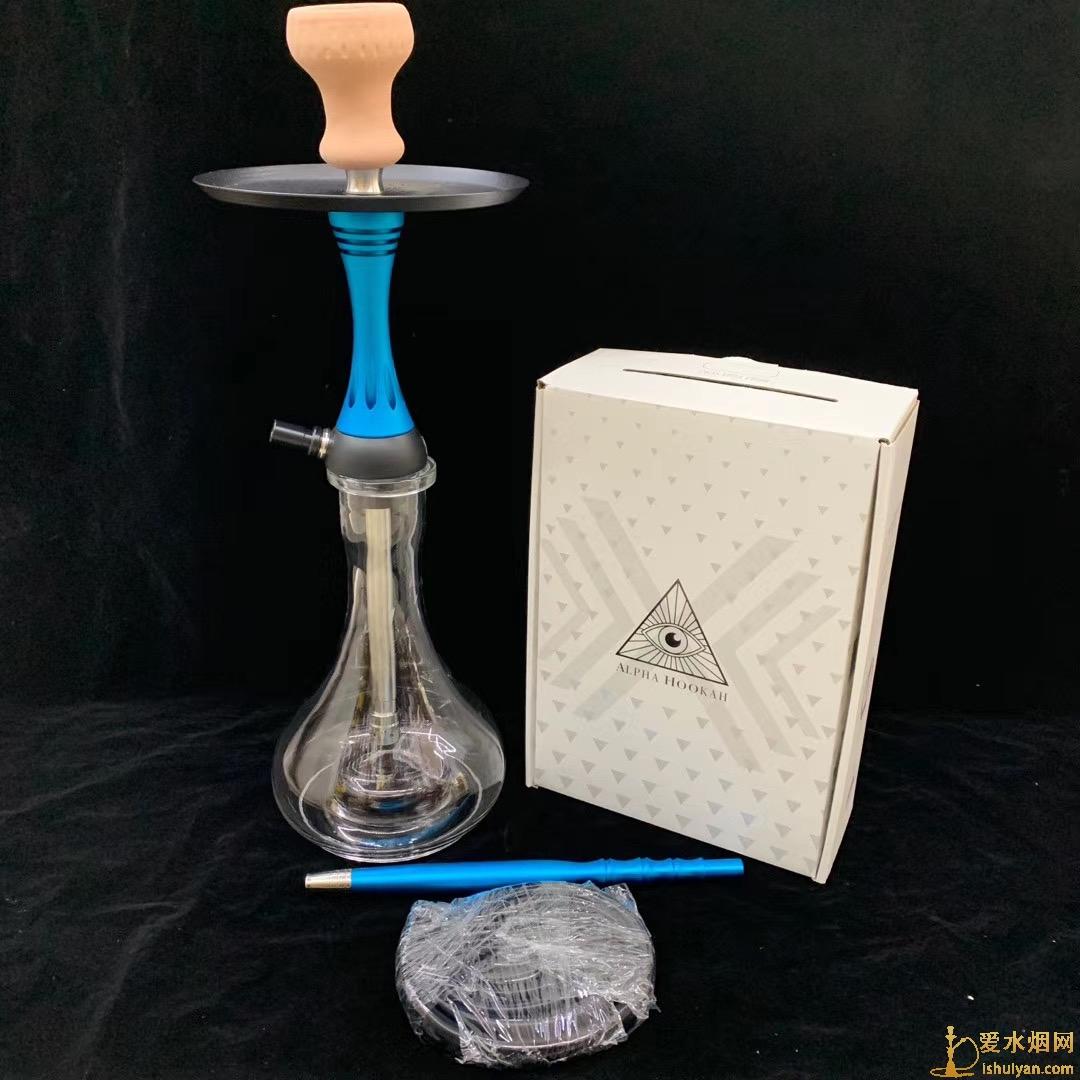 阿帕奇二代Alpha Hookah 网红单嘴阿拉伯水烟壶