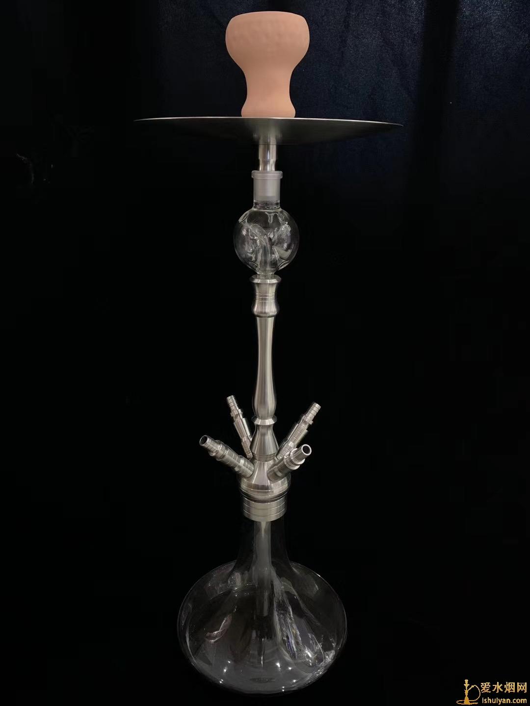 新款不锈钢阿拉伯水烟壶四嘴带滤油器图片价格批发多少钱